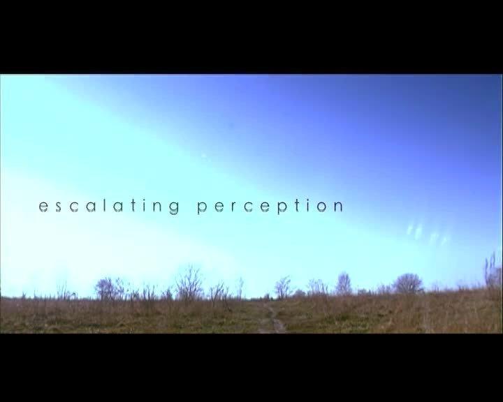 Escalating perception / The Path